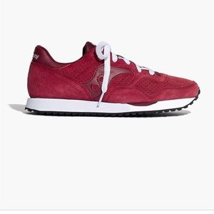 Madewell and Saucony DXN trainer
